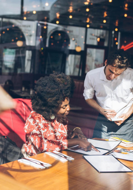 upselling business development costumer restaurant tipps tricks