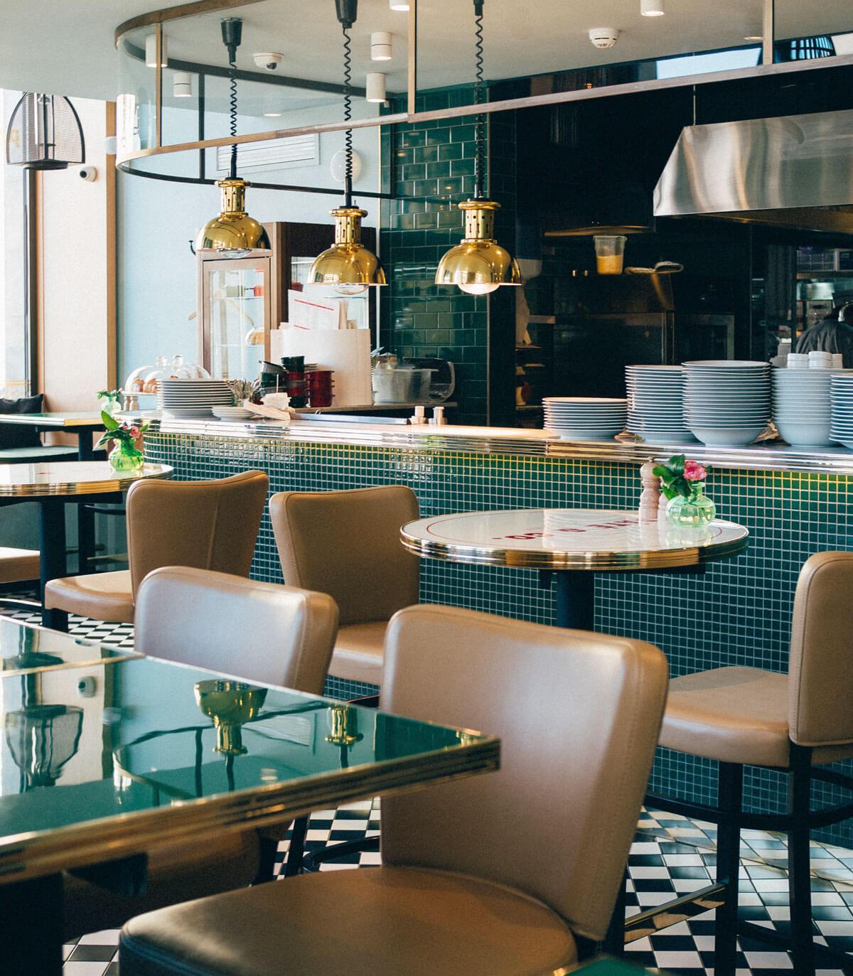 restaurant umsatz essen dinner café