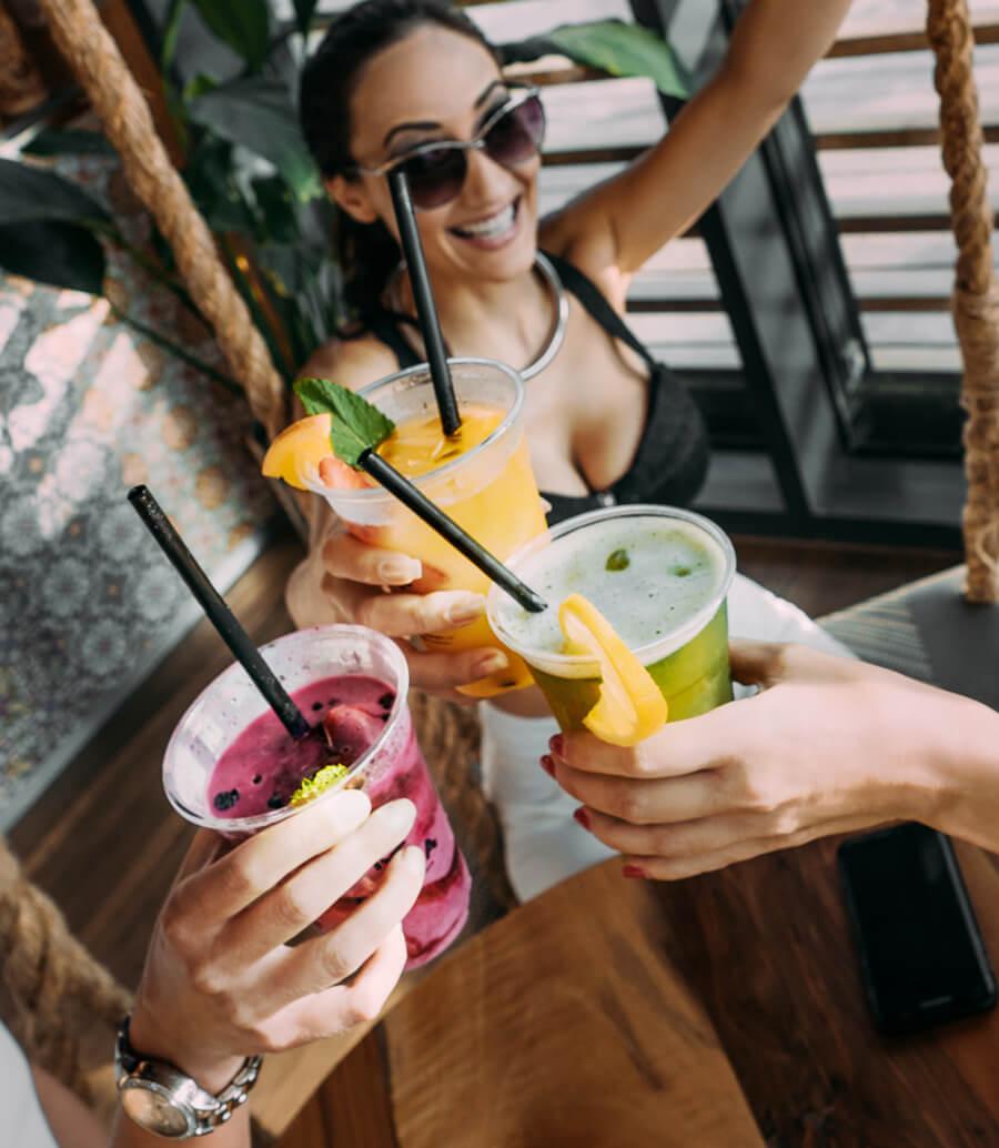 Gastro Getränke Alternativ Sterne-Küche alkoholfrei